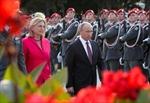 Cô dâu may mắn được Tổng thống Nga Putin tới chúc phúc tại Lễ thành hôn