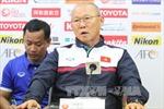 HLV Park Hang Seo tiết lộ nhiều thông tin trước trận Olympic Việt Nam gặp Nepal