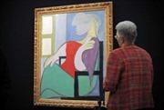 Tranh của Pablo Picasso giá gần 46 triệu USD