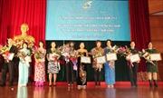 Giải thưởng Kovalevskaia năm 2012: Không ngừng sáng tạo vì cộng đồng