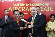 VietJetAir tăng cường 3 máy bay A320 Sharklet