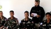 Quân nổi dậy Syria trả tự do cho  4 lính gìn giữ hòa bình LHQ