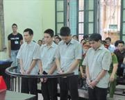 75 năm tù cho nhóm côn đồ chém GĐ Bệnh viện Thanh Nhàn