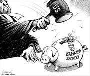 Thụy Sĩ sắp bỏ truyền thống bí mật ngân hàng?