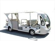 Inđônêxia chế tạo xe buýt mini chạy điện