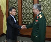 Tăng cường hợp tác quốc phòng Việt Nam - Mỹ