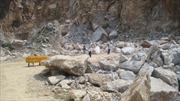Sập mỏ đá, 3 người chết thảm