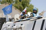 Fiji xin góp 500 lính hòa bình tới Golan
