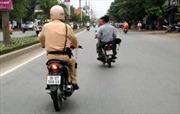 Công khai clip cảnh sát giao thông bắn dân