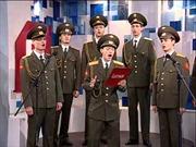 Lính Nga hát 'Skyfall' trong phim '007'
