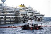 Italy tiếp tục điều tra vụ đắm tàu Costa Concordia