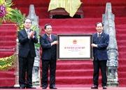 Lam Kinh là di tích quốc gia đặc biệt
