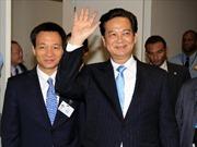 Thủ tướng kết thúc tốt đẹp chuyến thăm Pháp và dự ĐHĐ LHQ