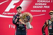 Vettel - thiên tài trên đường đua