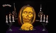 Bí ngô mặt quỷ ghê rợn nhất đêm Halloween