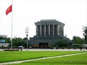 Lễ viếng Lăng Chủ tịch Hồ Chí Minh tiếp tục từ ngày 6/11