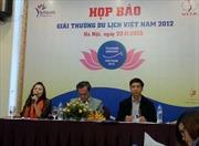 Sắp trao tặng giải thưởng du lịch Việt Nam