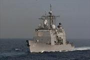 Vụ chặn tàu USS Cowpens: Mỹ - Trung vẫn thiếu niềm tin chiến lược
