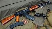 Nga sẽ bán cho Mỹ 200.000 khẩu AK-47 mỗi năm