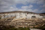 Israel phê chuẩn kế hoạch xây mới nhà định cư