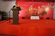 Cộng đồng người Việt tại Ấn Độ đón Tết Giáp Ngọ