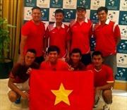 Liên đoàn quần vợt Việt Nam thưởng tết động viên đội tuyển quần vợt quốc gia