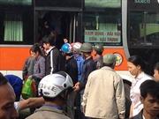 Nhộn nhạo 'cò' tại bến xe khách Hà Nội
