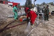 Libya đã tiêu hủy hết kho vũ khí hóa học