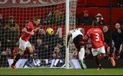 Vidic ra đi để lại mối lo Manchester United