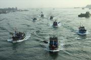 Chưa tìm được ngư dân mất tích trên biển Phú Yên