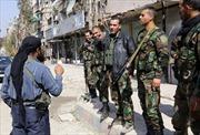 Syria đạt thỏa thuận ngừng bắn