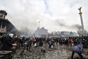Ukraine đạt thỏa thuận ngừng xung đột bạo lực