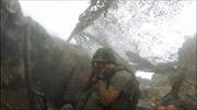 Lính Mỹ suýt trúng bom do máy bay đồng đội thả