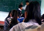 Sa thải thầy giáo tát học sinh tại Bình Định
