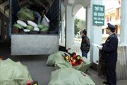 Phát hiện vụ chuyển hàng lậu qua cửa khẩu Lao Bảo