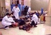 Hiện trường kinh hoàng vụ thảm sát bằng mã tấu ở Trung Quốc