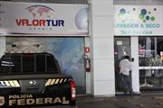 Brazil triệt phá mạng lưới rửa tiền quy mô lớn