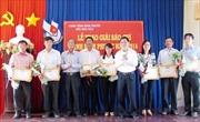 35 tác phẩm được nhận giải báo chí tỉnh Bình Phước