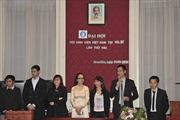 Hội sinh viên Việt Nam tại Bỉ hướng về đất nước