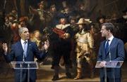 """Ông Obama với sứ mệnh """"thuyết khách"""" tại châu Âu"""