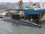 Nga hạ thủy tàu ngầm thứ 4 đóng cho Việt Nam