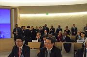 Việt Nam tham gia tích cực trong Hội đồng Nhân quyền