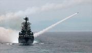 Hạm đội Phương Bắc-Nga tập trận tên lửa ở Địa Trung Hải