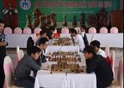 Đức Hòa, Như Ý vô địch Giải cờ vua hạng nhất quốc gia 2014