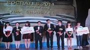 Sinh viên Ngoại thương giành giải quán quân Hùng biện Socrates 2014