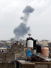 Israel tấn công Dải Gaza