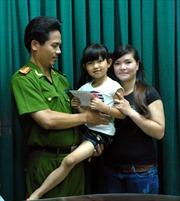 Bắt được kẻ bắt cóc trẻ em tại Bệnh viện Nhi đồng 1