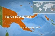 Động đất 7,3 độ richter rung chuyển Papua New Guinea