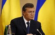 Nga không dẫn độ tổng thống 'hợp pháp' Yanukovich về Ukraine