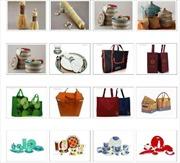 800 gian hàng tham gia hội chợ thủ công mỹ nghệ quốc tế